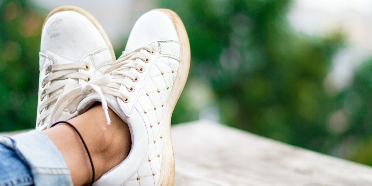 Douleur au talon pied