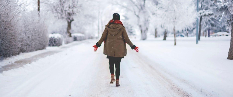5 conseils pour concilier hiver et marches extérieures