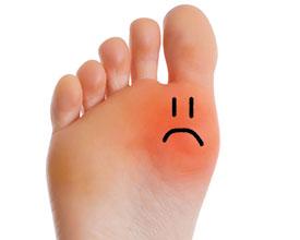 Douleurs aux pieds, identifiez votre douleur du pied | Équilibre