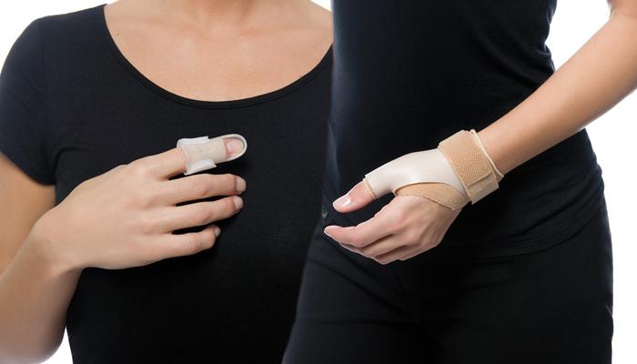 Orthèse passive de doigt et de pouce