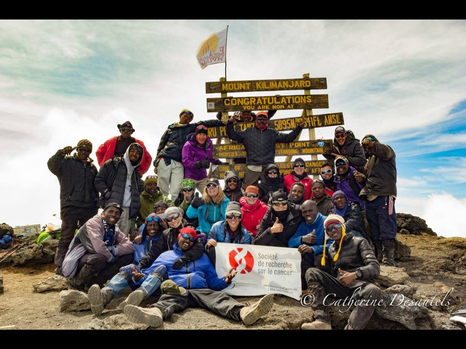 Kilimandjaro défi