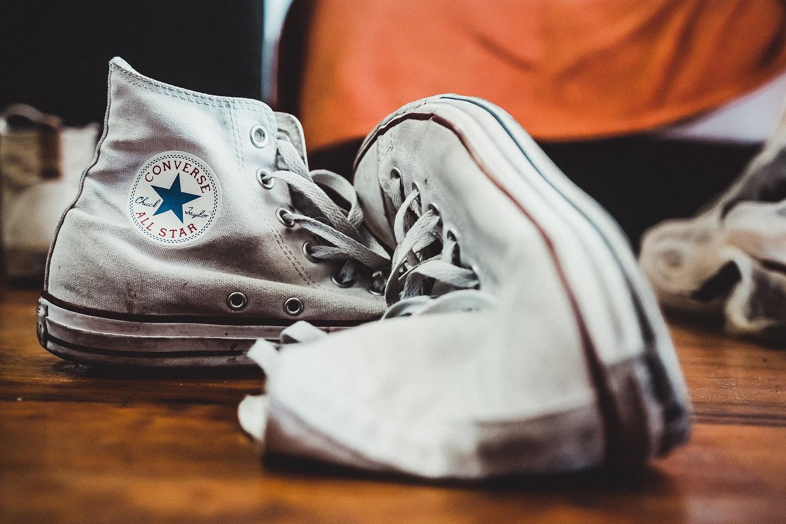 chaussure usées