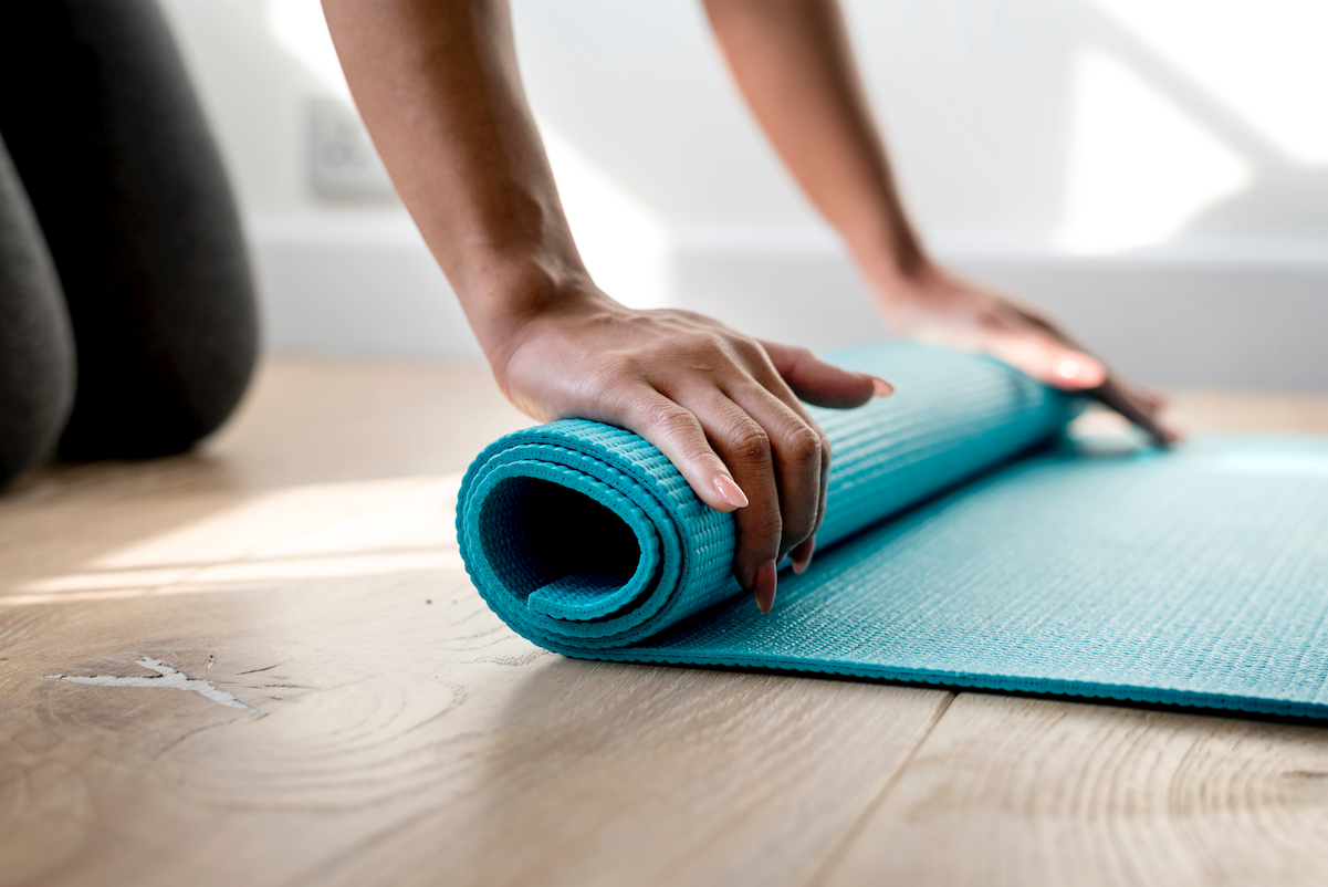 Bouger yoga